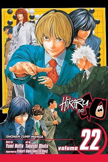 Hikaru no Go Vol. 22