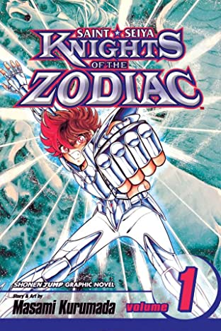 Knights of the Zodiac (Saint Seiya) Vol. 1
