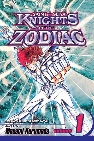Knights of the Zodiac (Saint Seiya) Vol. 1