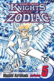 Knights of the Zodiac (Saint Seiya) Vol. 5