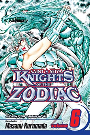 Knights of the Zodiac (Saint Seiya) Vol. 6