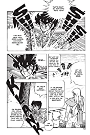 Knights of the Zodiac (Saint Seiya) Vol. 6