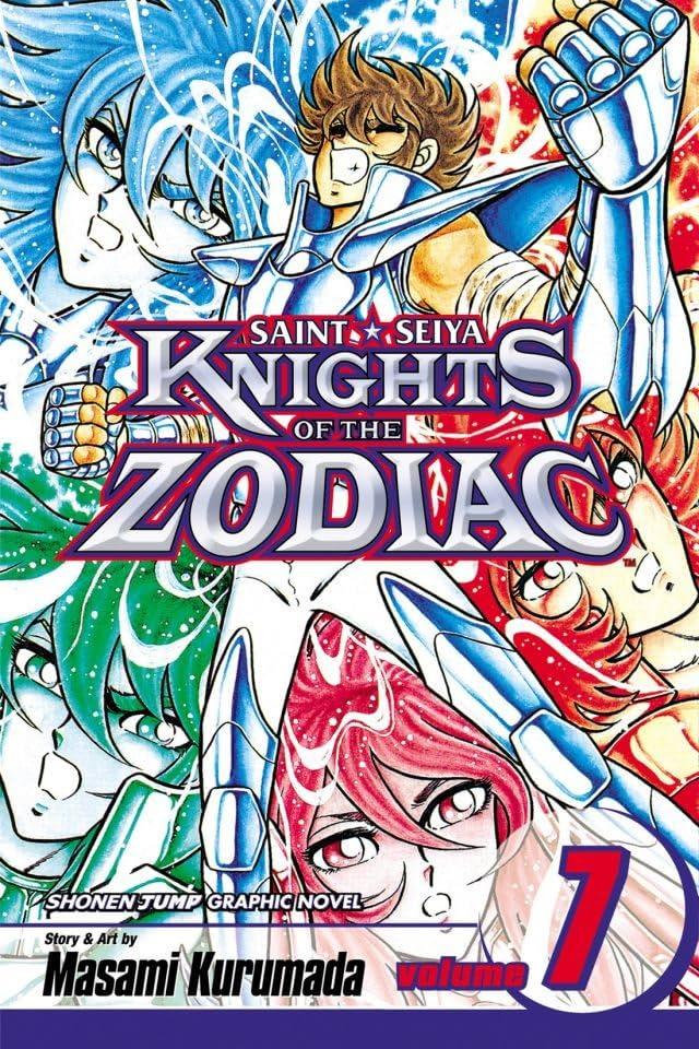 Knights of the Zodiac (Saint Seiya) Vol. 7