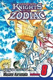 Knights of the Zodiac (Saint Seiya) Vol. 8