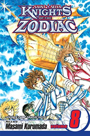 Knights of the Zodiac (Saint Seiya) Vol. 8