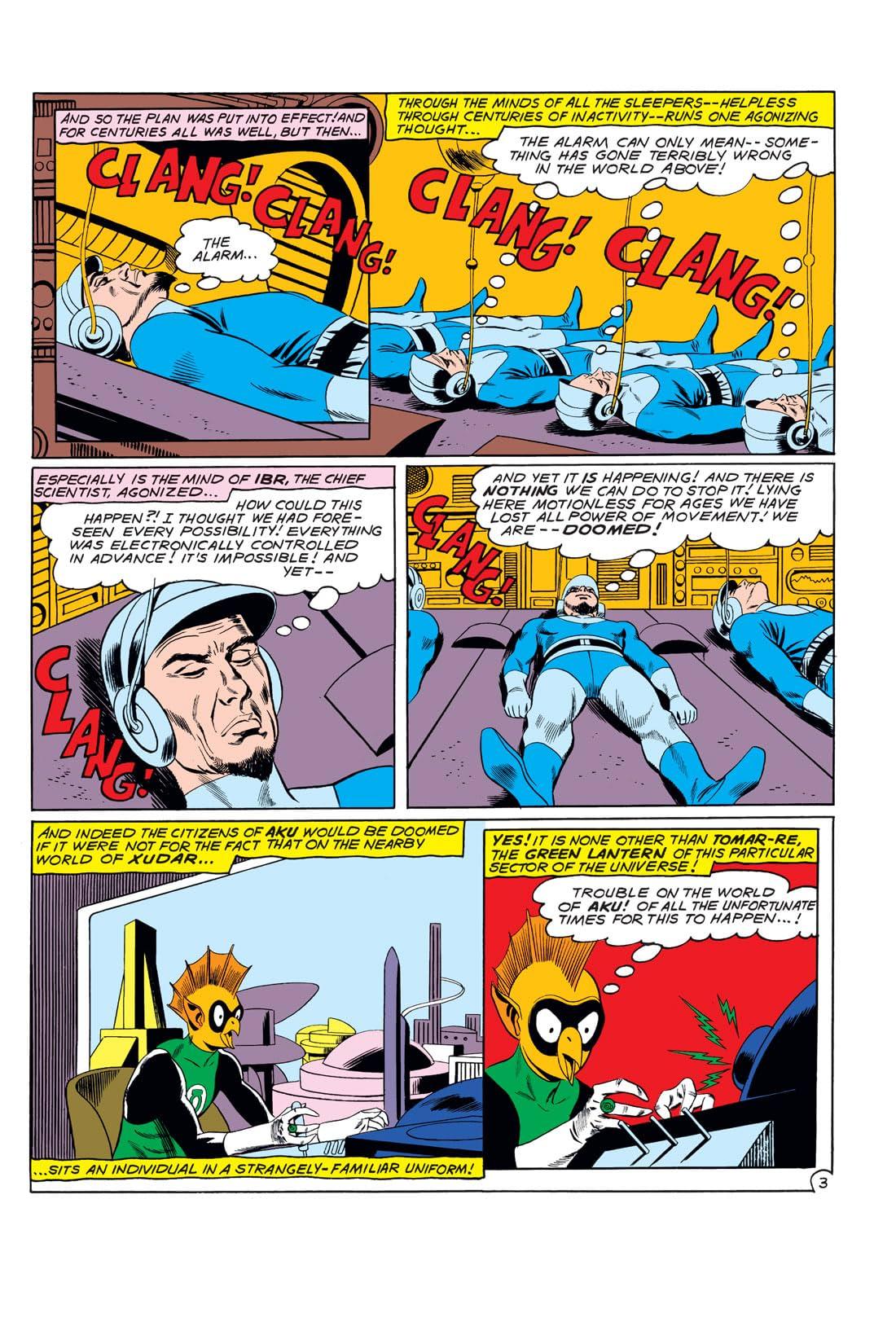 Green Lantern (1960-1986) #6