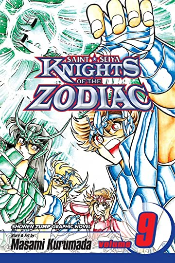 Knights of the Zodiac (Saint Seiya) Vol. 9