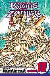 Knights of the Zodiac (Saint Seiya) Vol. 10