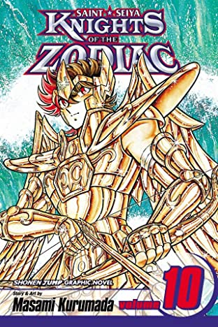Knights of the Zodiac (Saint Seiya) Vol. 10