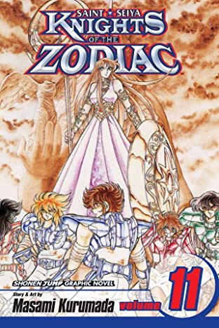 Knights of the Zodiac (Saint Seiya) Vol. 11