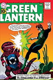 Green Lantern (1960-1986) #8