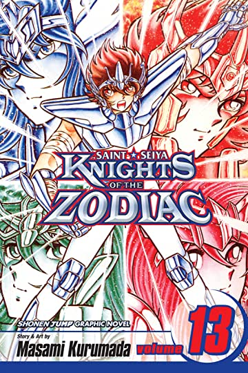 Knights of the Zodiac (Saint Seiya) Vol. 13