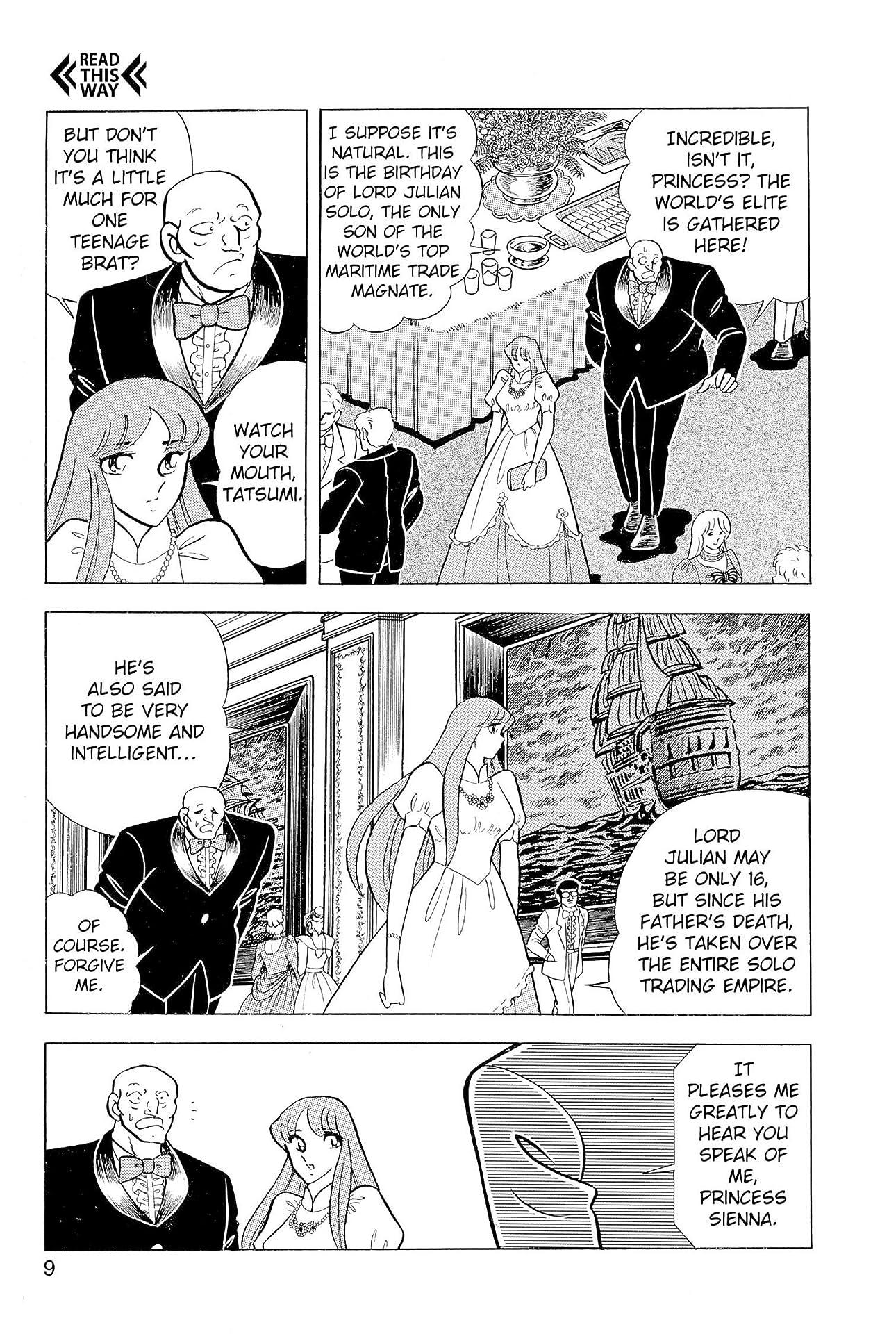 Knights of the Zodiac (Saint Seiya) Vol. 14