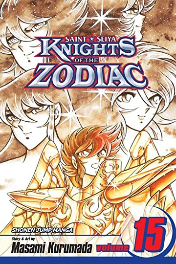 Knights of the Zodiac (Saint Seiya) Vol. 15