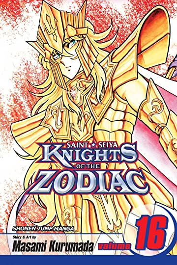 Knights of the Zodiac (Saint Seiya) Vol. 16