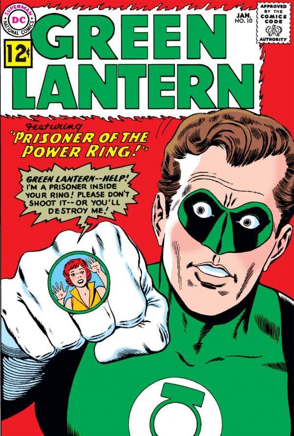 Green Lantern (1960-1972) #10