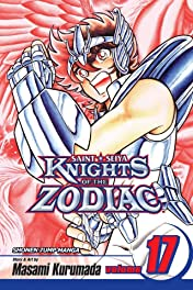 Knights of the Zodiac (Saint Seiya) Vol. 17