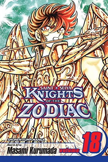 Knights of the Zodiac (Saint Seiya) Vol. 18