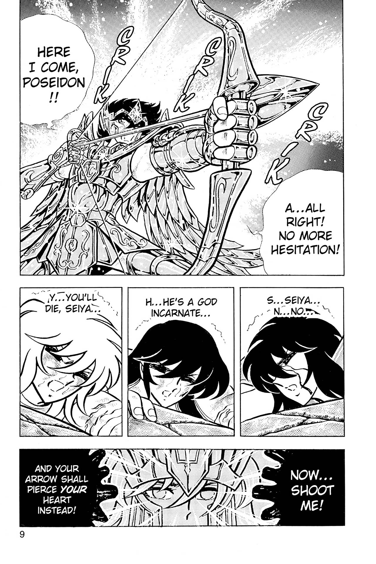 Knights of the Zodiac (Saint Seiya) Vol. 18