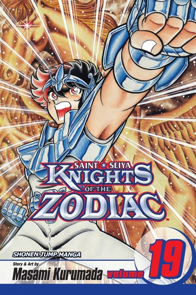 Knights of the Zodiac (Saint Seiya) Vol. 19