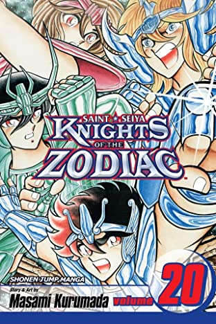 Knights of the Zodiac (Saint Seiya) Vol. 20