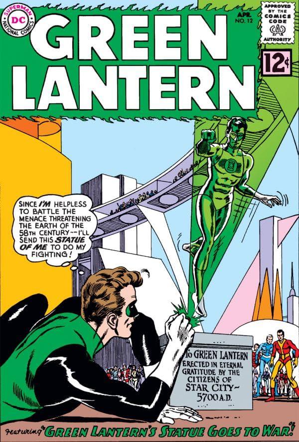 Green Lantern (1960-1972) #12