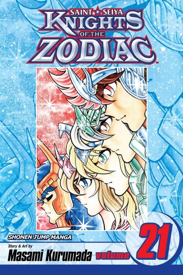 Knights of the Zodiac (Saint Seiya) Vol. 21