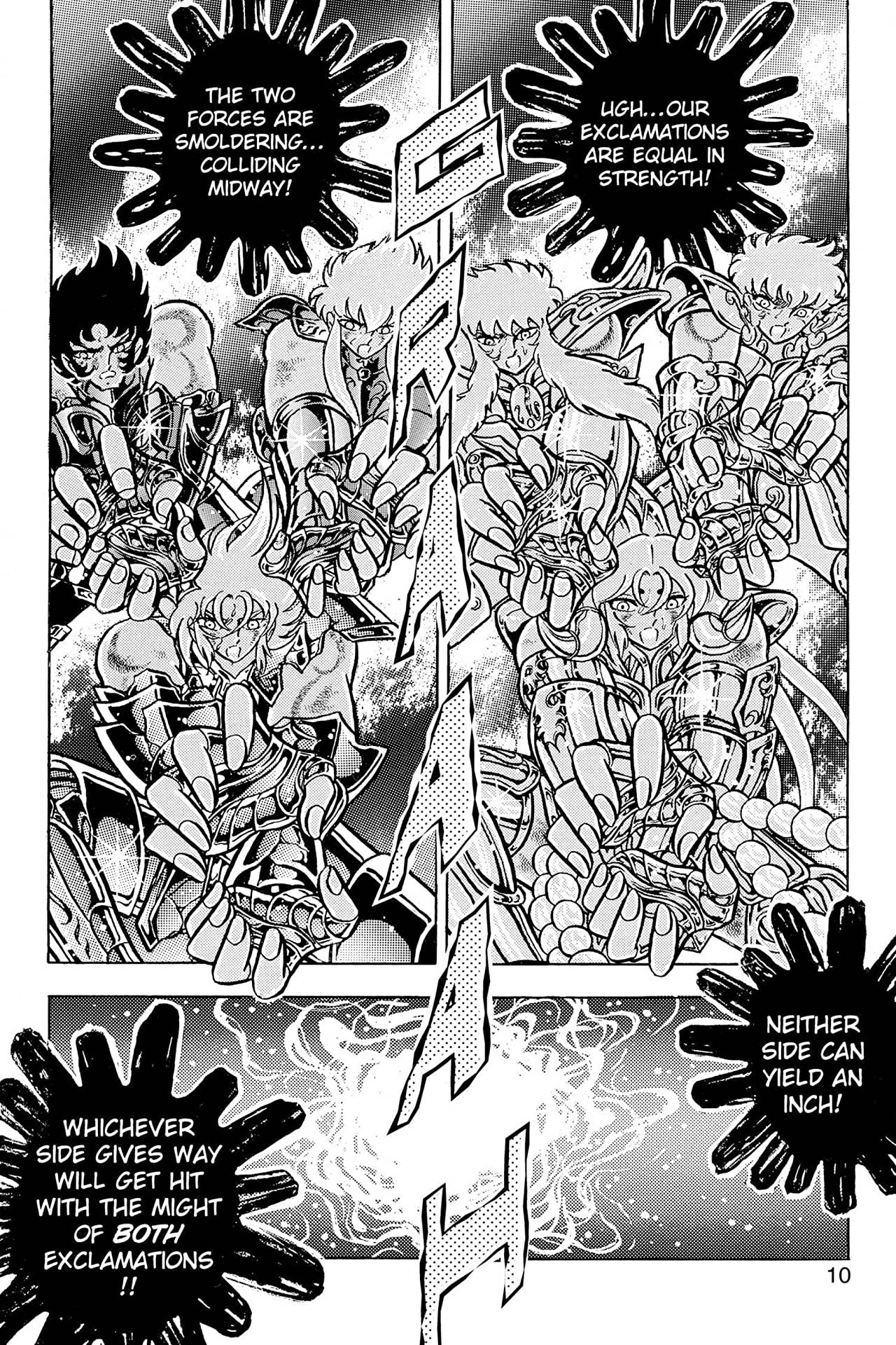 Knights of the Zodiac (Saint Seiya) Vol. 22