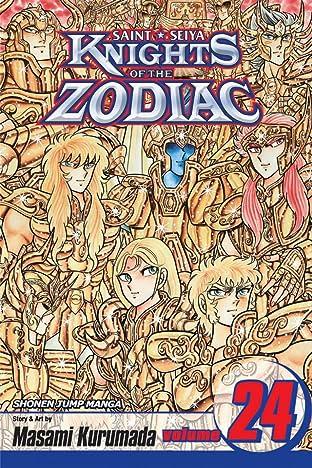 Knights of the Zodiac (Saint Seiya) Vol. 24