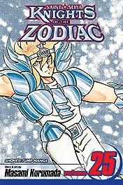 Knights of the Zodiac (Saint Seiya) Vol. 25