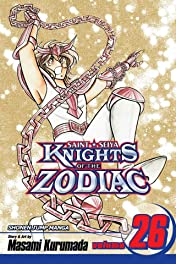 Knights of the Zodiac (Saint Seiya) Vol. 26
