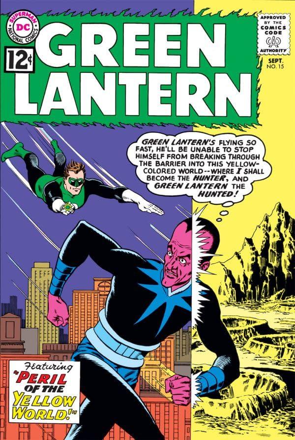 Green Lantern (1960-1986) #15