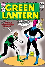 Green Lantern (1960-1972) #18