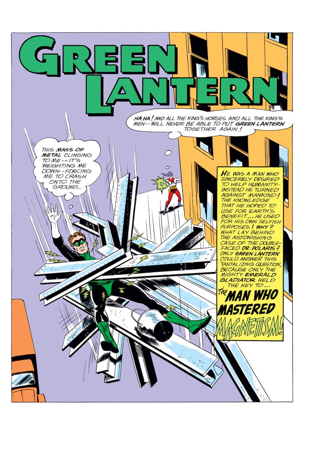 Green Lantern (1960-1986) #21