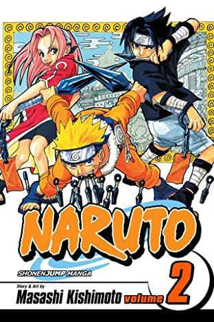 Naruto Vol. 2
