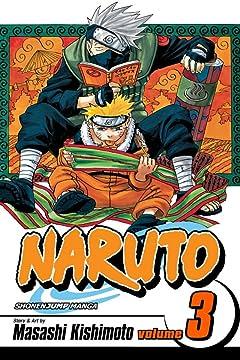 Naruto Vol. 3