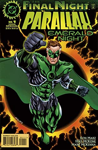 Parallax: Emerald Night #1