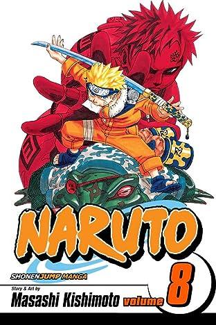 Naruto Vol. 8