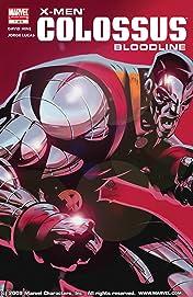 X-Men: Colossus Bloodline #1 (of 5)