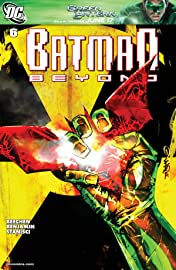 Batman Beyond (2011) #6