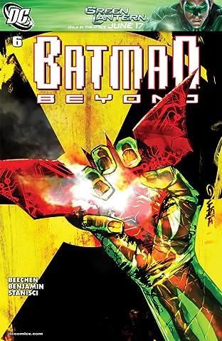 Batman Beyond (2011) #6