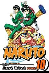 Naruto Vol. 10