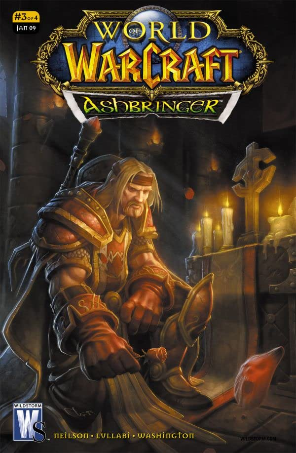 World of Warcraft: Ashbringer #3 (of 4)