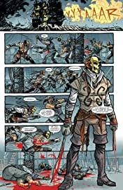 Kill Shakespeare: The Mask of Night #1 (of 4)