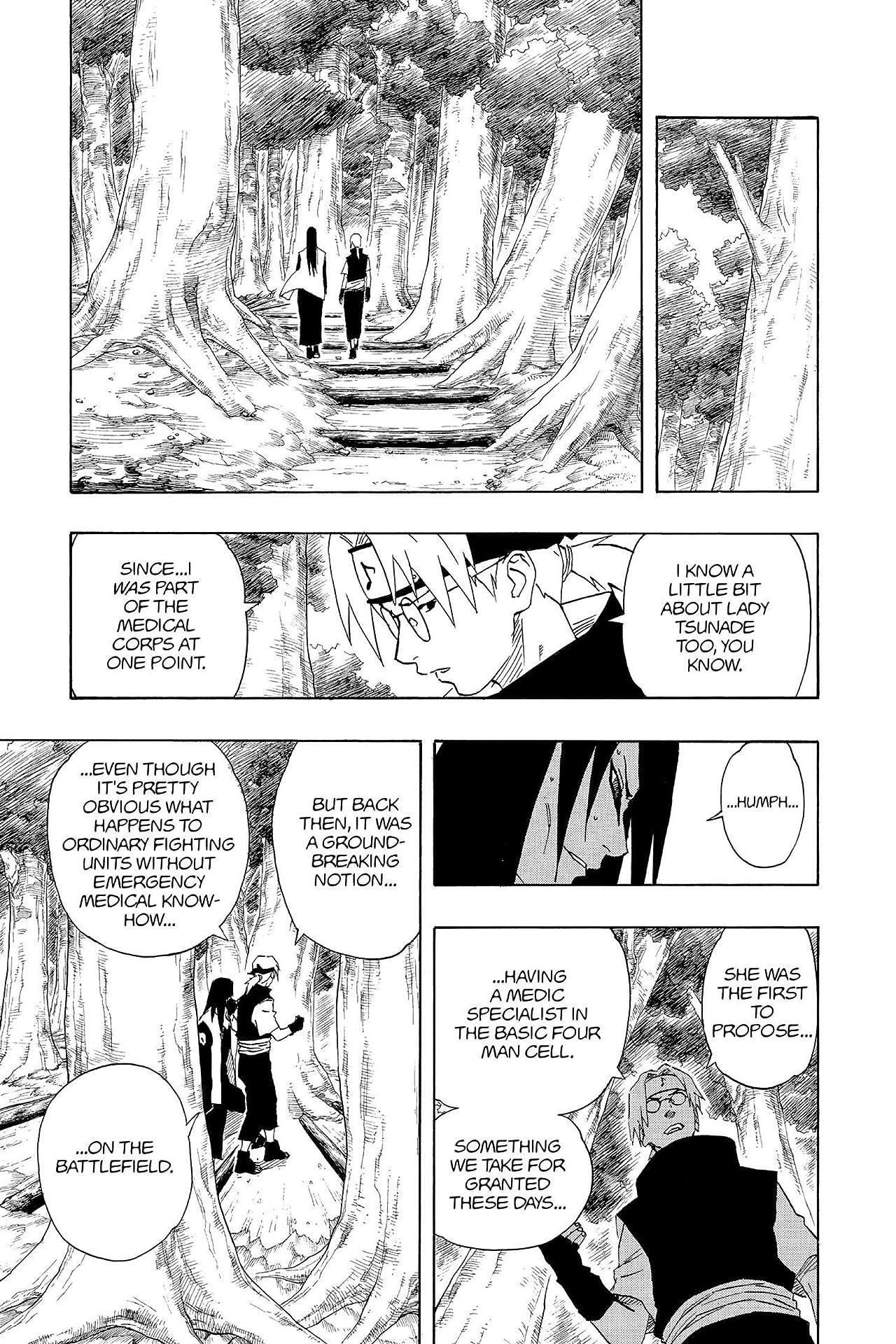 Naruto Vol. 18