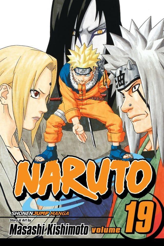 Naruto Vol. 19