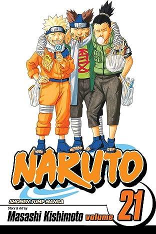 Naruto Vol. 21