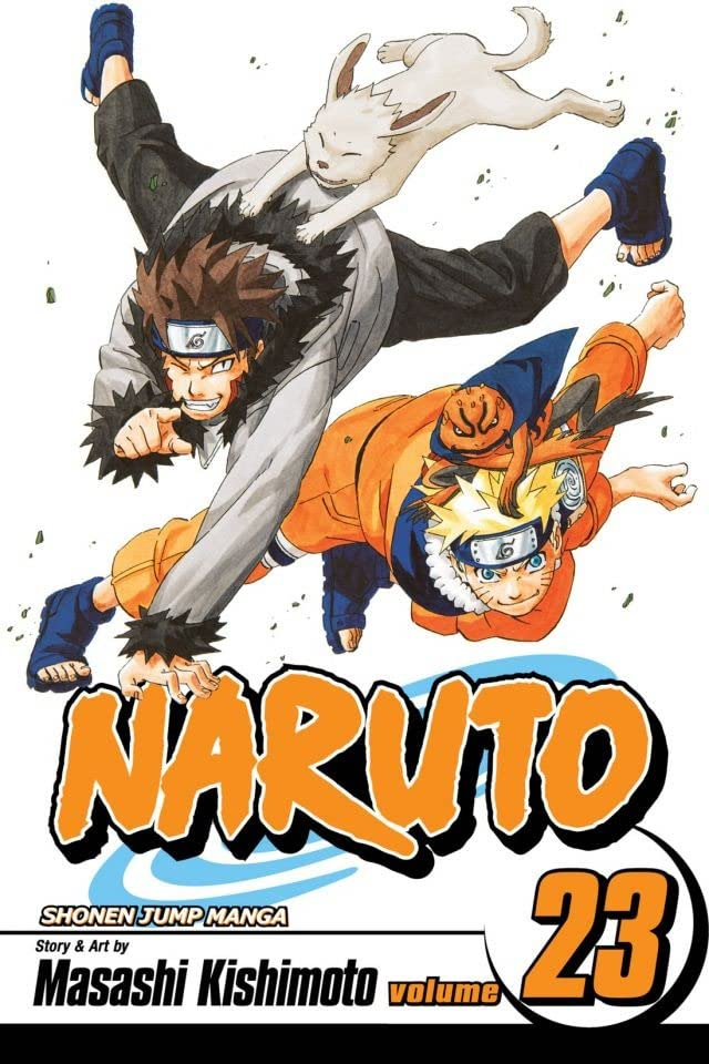Naruto Vol  23 - Comics by comiXology