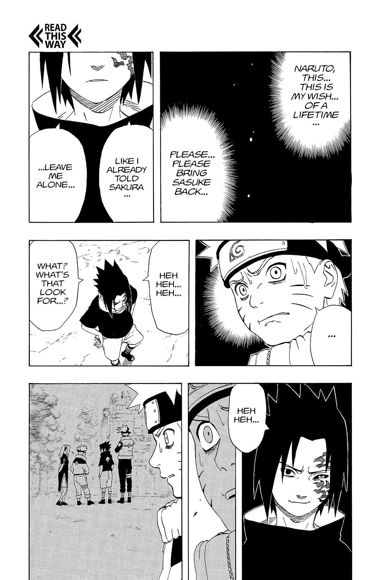 Naruto Vol. 25