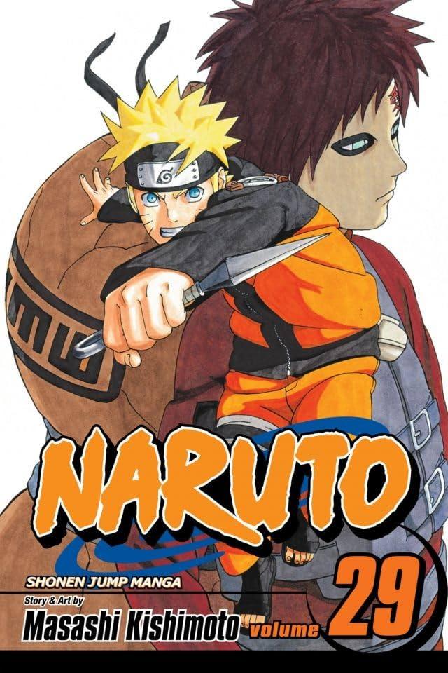Naruto Vol. 29